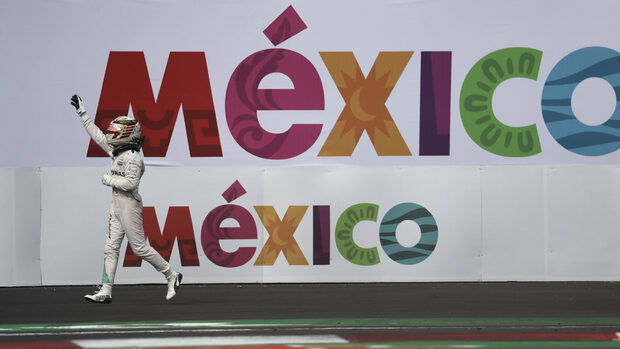 Пистата за Формула 1 в Мексико не е засегната от земетресенията