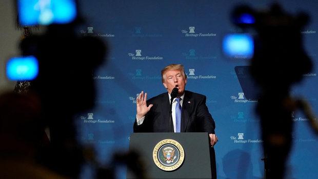 """При Тръмп Америка е """"първа"""", но и все по-изолирана"""