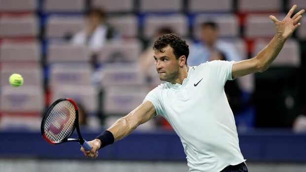 С безупречна игра Григор Димитров спечели 250-ата си победа и е на полуфинал в Стокхолм