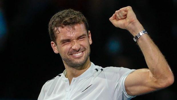 Видео: Най-добрите моменти от бляскавата победа на Григор Димитров