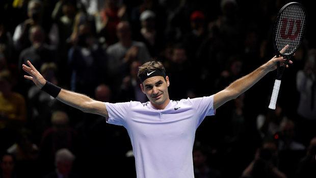 Федерер продължи победния си ход в Лондон след обрат срещу Чилич