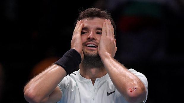 Григор Димитров се изкачи на третото място в световната ранглиста
