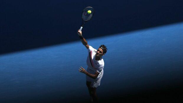 Федерер стигна четвъртфиналите в Мелбърн без загубен сет