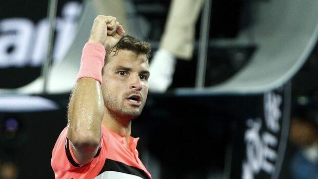Григор Димитров ще се бори за място на полуфиналите във вторник рано сутринта