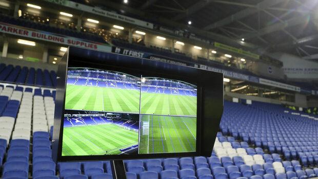 На световното в Русия видеоповторенията ще се показват на големи екрани