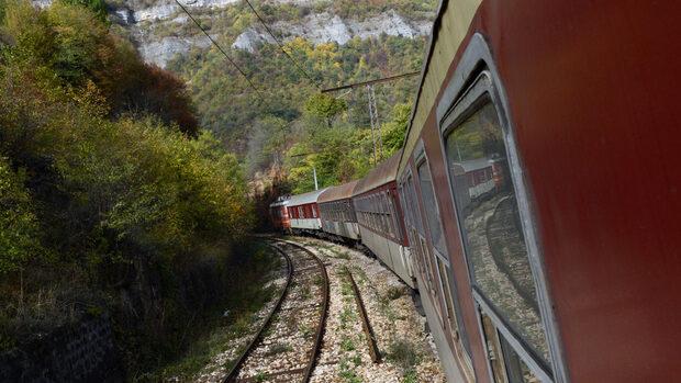 С 38.5 млн. евро ЕС помага на Косово да модернизира железопътна линия