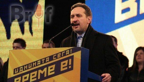 България мълча 25 г. за името на Македония, а сега упражнява натиск, обяви Любчо Георгиевски
