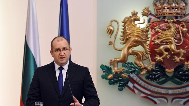 Радев е единственият държавен глава от ЕС на церемонията, с която Турция става президентска република