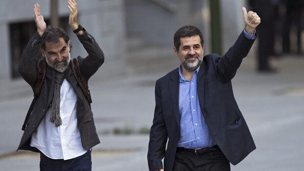 Съд в Мадрид отказа да пусне каталунски активист на свобода, за да стане премиер