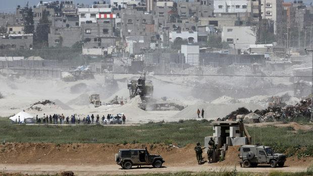 Фермер беше убит от израелски танк в Газа часове преди многохилядни протести