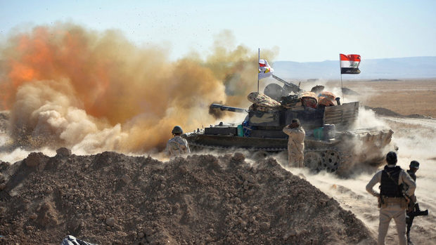 """""""Ислямска държава"""" загуби в Ирак, но терорът ѝ продължава"""