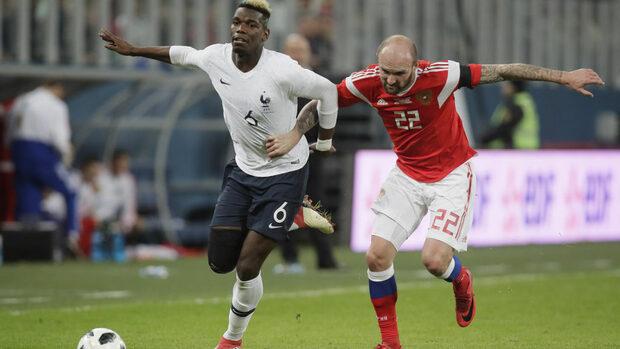 ФИФА глоби Русия за расистките oбиди в мача с Франция