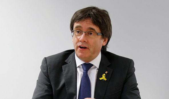 Испания блокира избирането на Пучдемон от разстояние