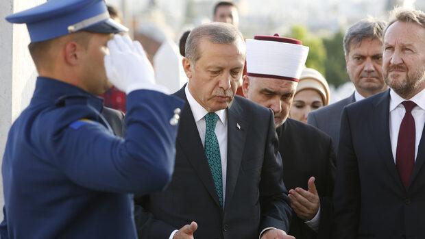 Ердоган ще говори в Сараево пред хиляди турци от цяла Европа