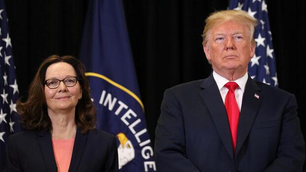 За пръв път жена оглави ЦРУ