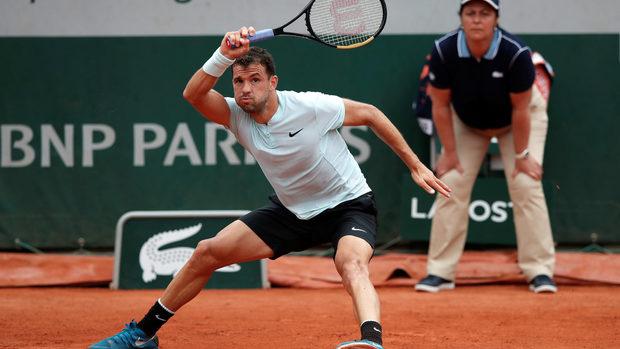 Григор Димитров се смъкна на шестото място в световната ранглиста