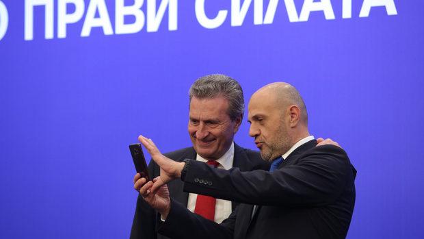 Кохезионната политика е най-ясният израз на солидарността в ЕС, каза комисар Йотингер