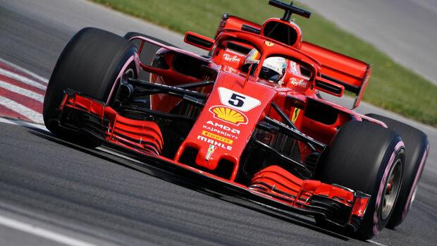 Себастиан Фетел ще стартира пръв в Гран при на Канада