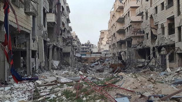 Над 920 хил. души в Сирия са били вътрешно разселени за 4 месеца