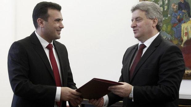 Македонският президент ще наложи вето на договора за името с Гърция