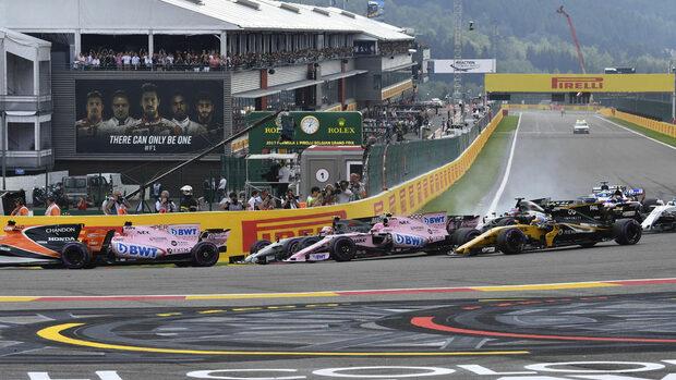 Белгия остава част от Формула 1 до 2021 г.