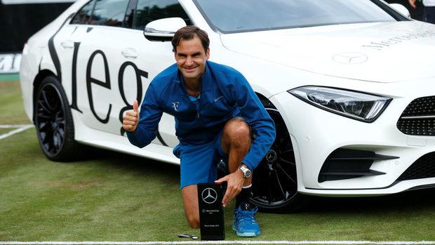 Федерер отново е на върха в мъжкия тенис, Григор Димитров се придвижи до №5