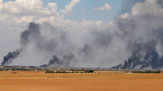 Турски сили влязоха в град под кюрдски контрол в Сирия след сделка със САЩ
