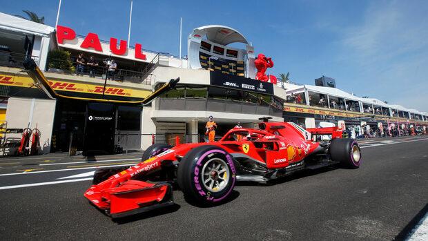 """Пилотите от Формула 1 поискаха промяна на пистата """"Пол Рикар"""" преди Гран при на Франция"""