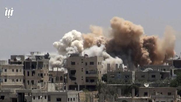 Силите на Асад напредват в Южна Сирия и превземат бунтовнически райони