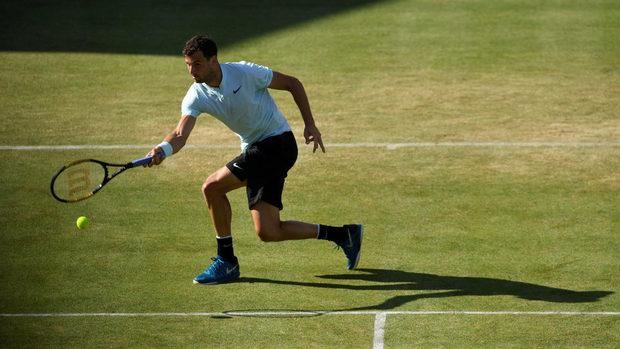 """Григор Димитров е шести в схемата на """"Уимбълдън"""", Федерер е на върха"""