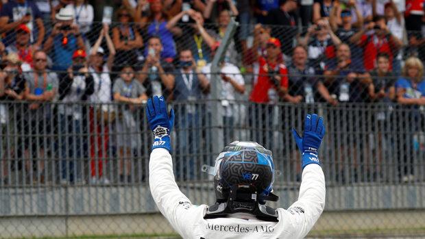 Валтери Ботас ще потегли от полпозишън в Гран при на Австрия