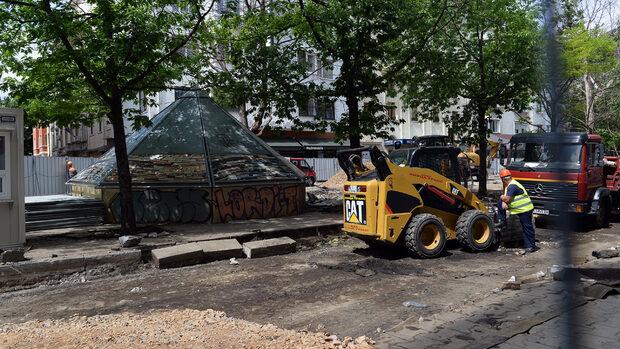 """Гражданска инициатива започва подписка за спасяване на дърветата по ул. """"Граф Игнатиев"""""""