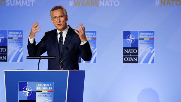 НАТО покани Македония на преговори за членство