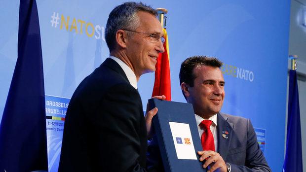 НАТО засмуква Македония против волята ѝ, обяви Русия