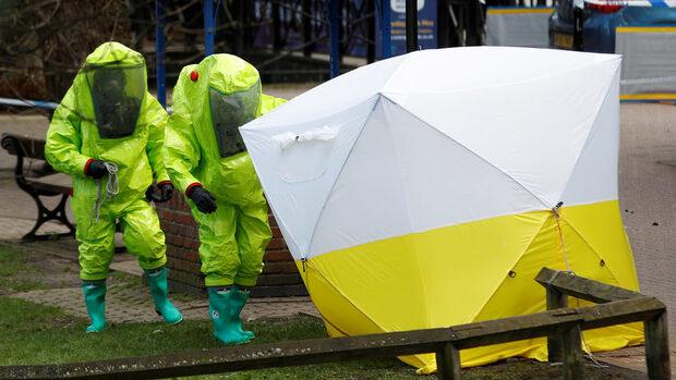 Британската полиция смята, че е идентифицирала извършителите на атаката срещу Скрипал