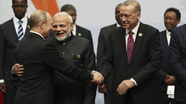 Ердоган иска Турция да влезе в БРИКС