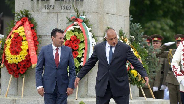 Илинденското въстание е обща история за България и Македония, отвърна Заев на Радев