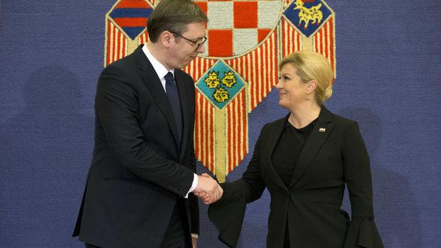 """Вучич вбеси Загреб, като сравни Хърватия с Хитлер, защото искала """"свят без сърби"""""""