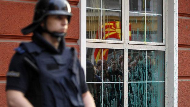 Македония задържа 7 души, заподозрени, че са се сражавали в Ирак и Сирия