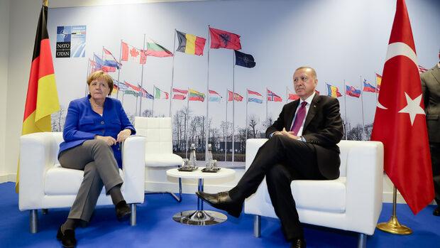 Ердоган ще е на държавна визита в Германия на 28 и 29 септември