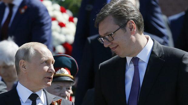 Вучич отново отива при Путин през септември, за да говори за Косово