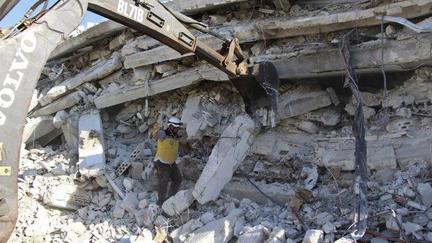 Десетки загинаха при взрив в оръжеен склад край Идлиб, сред жертвите има деца