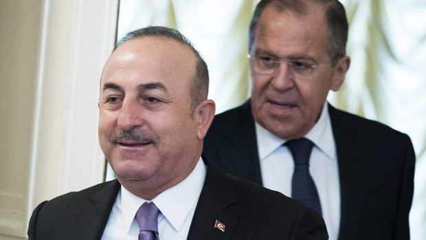 Външните министри на Турция и Русия търсят решения за Сирия в Анкара