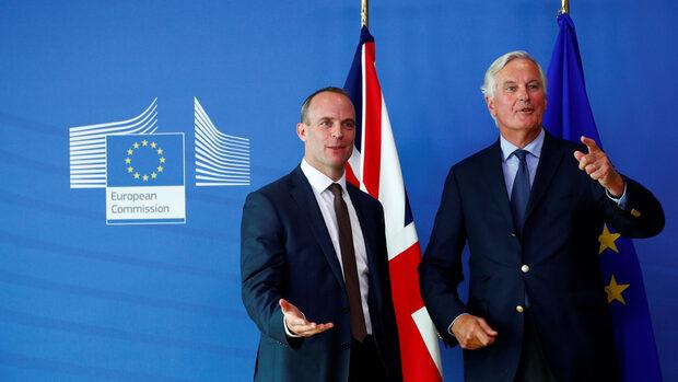 Преговорите между ЕС и Великобритания за Брекзит влизат в последната си фаза