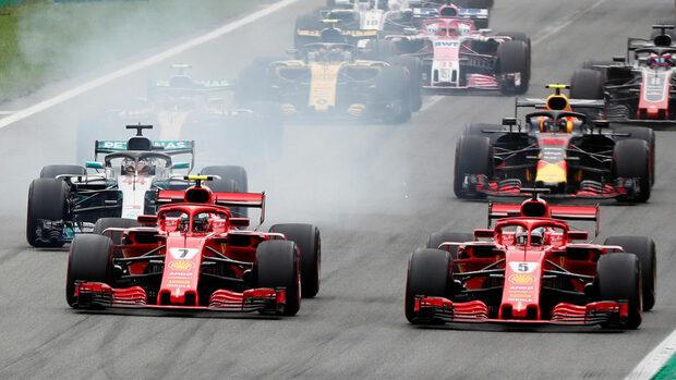 Сезон 2019 във Формула 1 ще влезе в историята с най-ниската средна възраст на пилотите