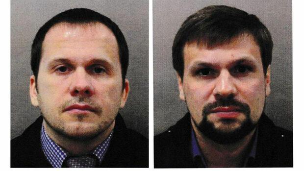 """Двама руснаци са отровили Скрипал с """"Новичок"""", обяви Великобритания"""