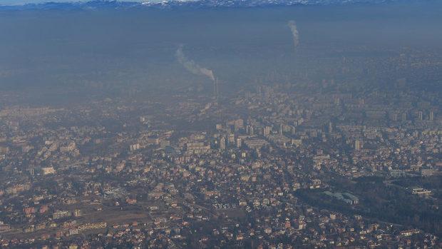 София няма план срещу замърсяването на въздуха от битово отопление, твърди доклад