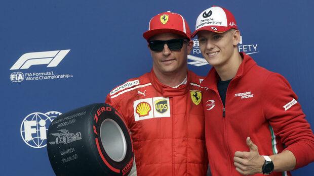 """""""Ферари"""" обяви, че се интересува от сина на Михаел Шумахер"""
