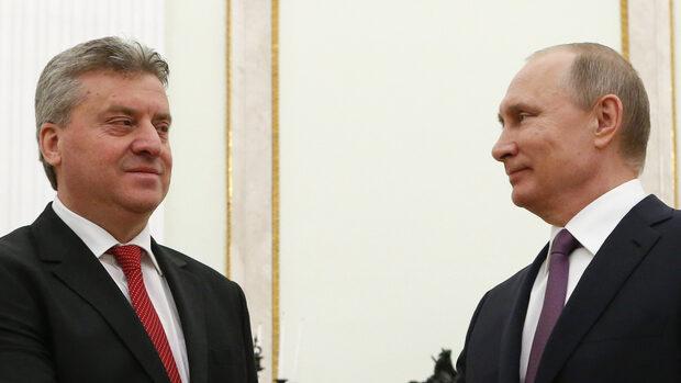Русия се съгласи с македонския президент и се обяви против договора с Гърция