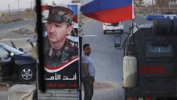 Защо рекорден брой цивилни от Русия пристигат в Сирия